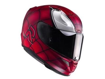 HJC RPHA11 Spiderman MC-1SF rot Helm Gr. 58/59-L Motorrad Integral Racing