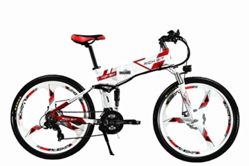 mountainbike elektro klapprad herren fahrrad mtb rt860. Black Bedroom Furniture Sets. Home Design Ideas