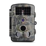 """APEMAN Wildkamera 12MP 1080P Full HD Jagdkamera 120°Breite Vision Infrarote 20m Nachtsicht 2.4"""" LCD Überwachungskamera -"""