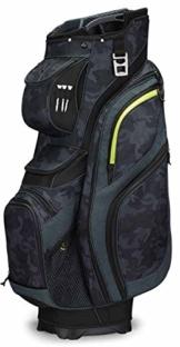 Callaway 2017 ORG 14 Cart Bag Mens Golf Trolley Bag 14-Way Divider Camo -