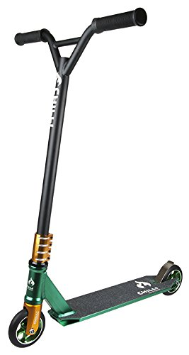 chilli pro 5000 stunt scooter 2014 110mm integrated tret. Black Bedroom Furniture Sets. Home Design Ideas
