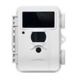 Dörr Fotofalle und Überwachungs-Kamera SnapShot Mini Black 5.0 mit 40 Black Vision LEDs, Gehäuse weiß -