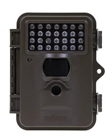 Dörr SnapShot Wild/Überwachungskamera mit 28 IR LED (5 Megapixel) oliv grün -
