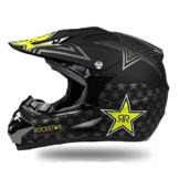 Erwachsenen Motorrad Geländewagen spezialisiert für Heren Damen Sicherheit Schutz,mit Handschuhe und schutzbrille (L, Style 8) -