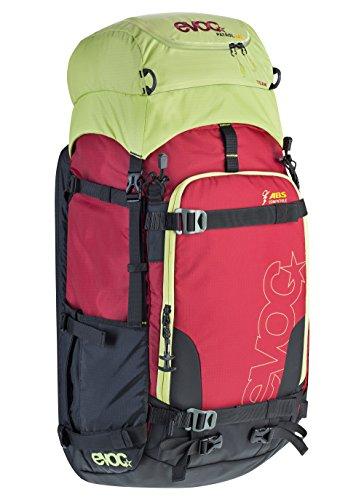 evoc rucksack aufsatz zip on abs patrol team lime ruby. Black Bedroom Furniture Sets. Home Design Ideas