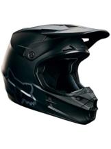 Fox Helm V1, Matte Black, 57-58 cm, 03932-255 -