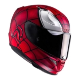 HJC RPHA11 MARVEL SPIDERMAN Integralhelm matt rot MC1SF M -