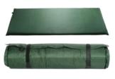 Kronenburg Isomatte Selbstaufblasend 200x66x10 cm in Grün -