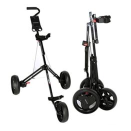 Legend Junior Jugend Kinder 3 Rad Golf Push Golftrolley Pushtrolley 3-Rad -