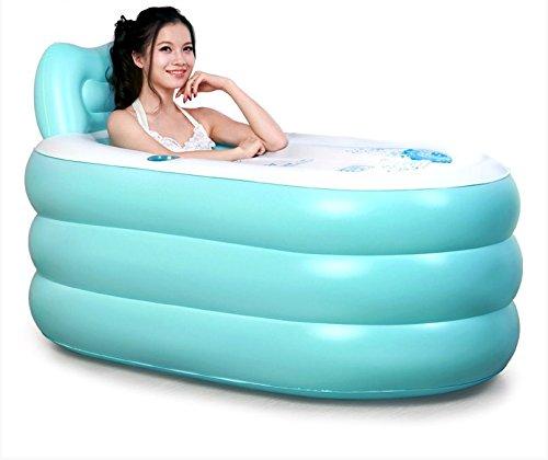 lfnrr leicht zu tragen bei erwachsenen aufblasbare badewanne whirlpool badewanne barrel faltbare. Black Bedroom Furniture Sets. Home Design Ideas