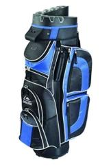 Longridge EZE Golftasche Cartbag EZE Kaddy Pro schwarz Black/Navy Einheitsgröße -