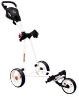 Longridge Uni Golf Trolley Eze Glide Cruiser, Weiß -