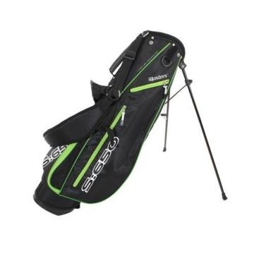 Masters Golf Ständer Bag S650 Neuheit Farbe: Schwarz/Lime -