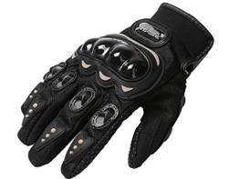 Pro-sonic® Professionelle Motorradhandschuhe (XL) -