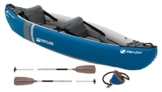 Sevylor Kajak Adventure Kit, ozenblau/grau (314 X 88 cm) -