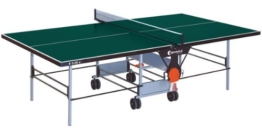Sponeta Tischtennis S346E, Grün, 206.5410/L -