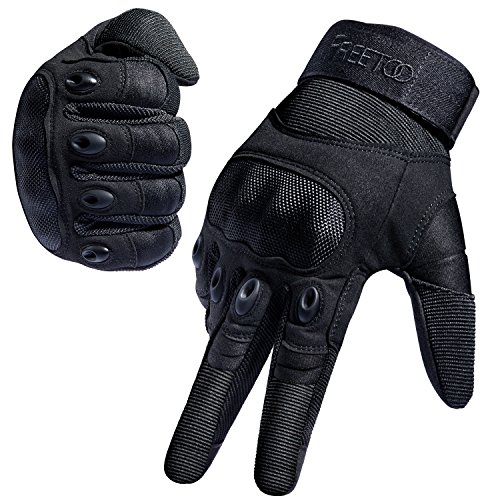 freetoo motorrad handschuhe herren vollfinger army gloves. Black Bedroom Furniture Sets. Home Design Ideas