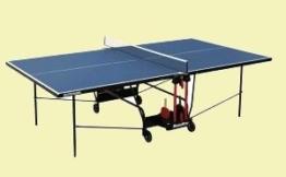 """Tischtennisplatte """"Outdoor"""",wetterfest, original Turniermaße, TÜV geprüft, unempfindlich gegen Feuchtigkeit und resistent gegen heiße Temperaturen und Sonneneinstrahlung. -"""