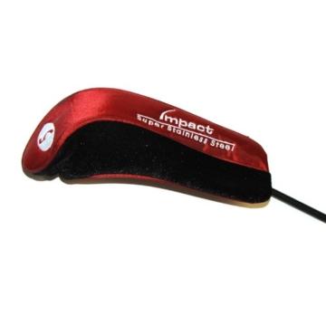 Voit Impact Herren Graphit Golfset im Standbag 17tlg Komplettsatz - Golfschläger inkl.Driver, Holz, Eisen 3-9, PW, SW, Putter, 3 Schutzhüllen in einer Tasche -