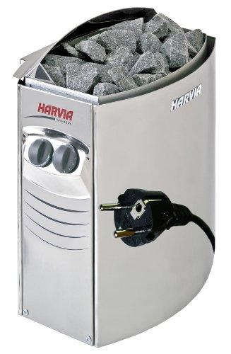 WelaSol Saunaofen Plug und Play 3,5 kW Harvia inkl. Steine Well Solutions -