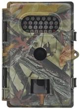 Wildkamera FULLLIGHT TECH 8 MP Auflösung 720P HD Wasserdicht und zur Überwachung und zum Auskundschaften Spiel und Jagd Trail Nachtsicht Kamera mit Bewegungssensor 1 Jahr Produkt Garantie (Low glow) -