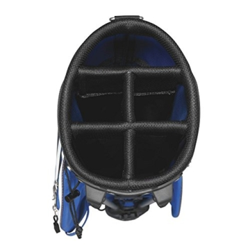 WILSON Herren Golfbag Carry Lite BLSI, Mehrfarbig, WGB3205BL -