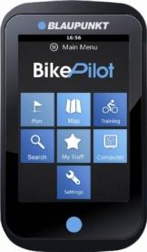 Blaupunkt Fahrradnavigation Bike Pilot, inklusive Bluetooth V.4, schwarz -