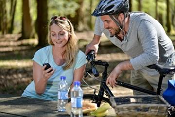 Garmin Edge Touring Fahrrad Navigationsgerät (bis zu 15 Std. Akkulaufzeit, frei wählbare Datenfelder) -