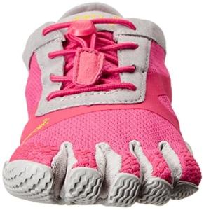 Vibram FiveFingers Damen Kso Evo Outdoor Fitnessschuhe, Mehrfarbig (Pink/Grey), 38 EU -