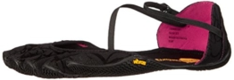 Vibram FiveFingers Damen Vi-S Outdoor Fitnessschuhe, Schwarz (Black), 39 EU -