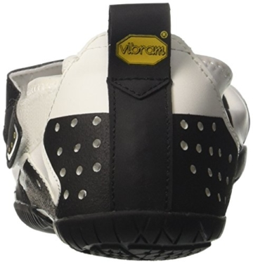 Vibram FiveFingers Herren Signa Aqua Schuhe, Weiß (White/Black), 44 EU -