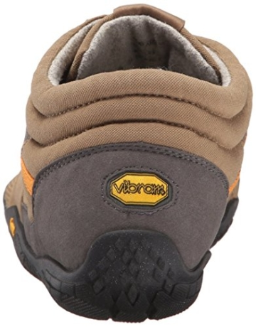 Vibram FiveFingers Herren Trek Ascent Insulated Outdoor Fitnessschuhe , Khaki/Orange ( Khaki/Orange )  43 EU -