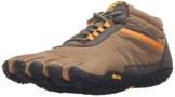 Vibram FiveFingers Herren Trek Ascent Insulated Outdoor Fitnessschuhe , Khaki/Orange ( Khaki/Orange )  43 EU -