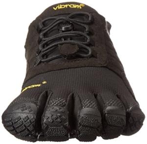 Vibram FiveFingers Herren Trek Ascent Outdoor Fitnessschuhe, Schwarz (Black), 42 EU -